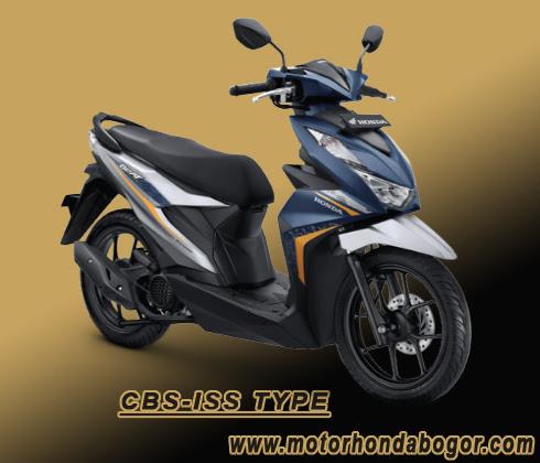 DP Motor Honda Beat Bogor