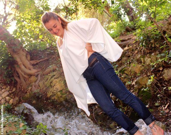 Tendance mode été 2019 : AvolioDesign, le jean Open Style