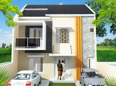 Rumah Minimalis 6x9 2 Kamar