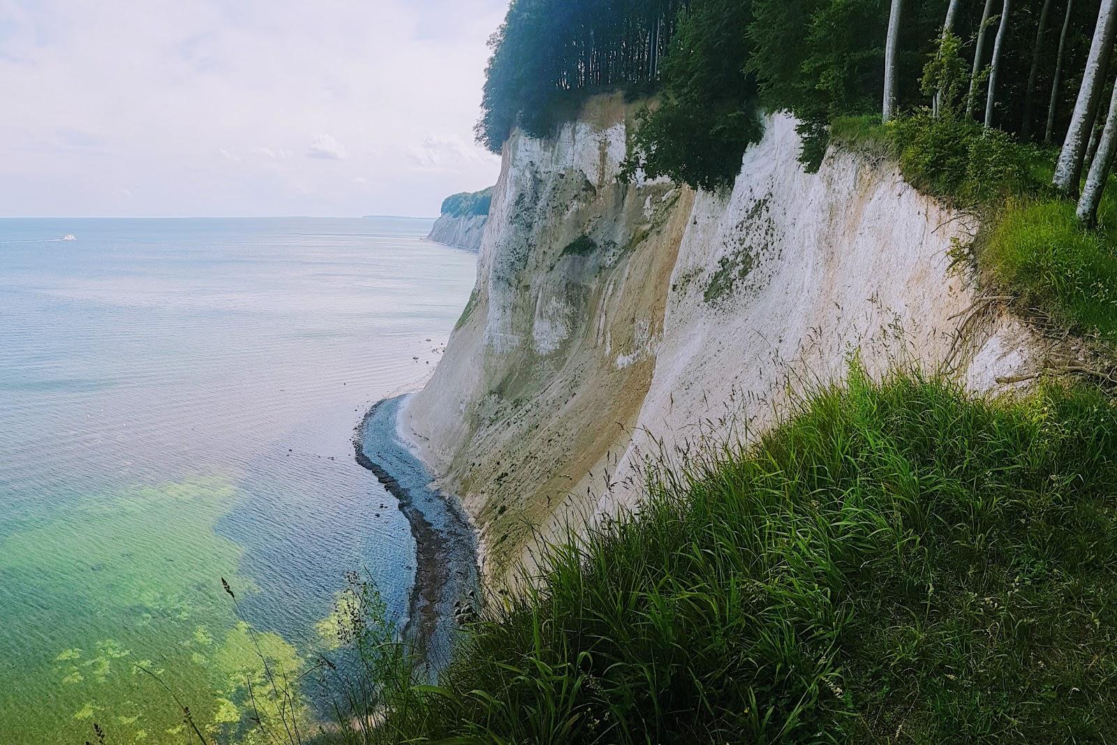 park narodowy jasmund klify