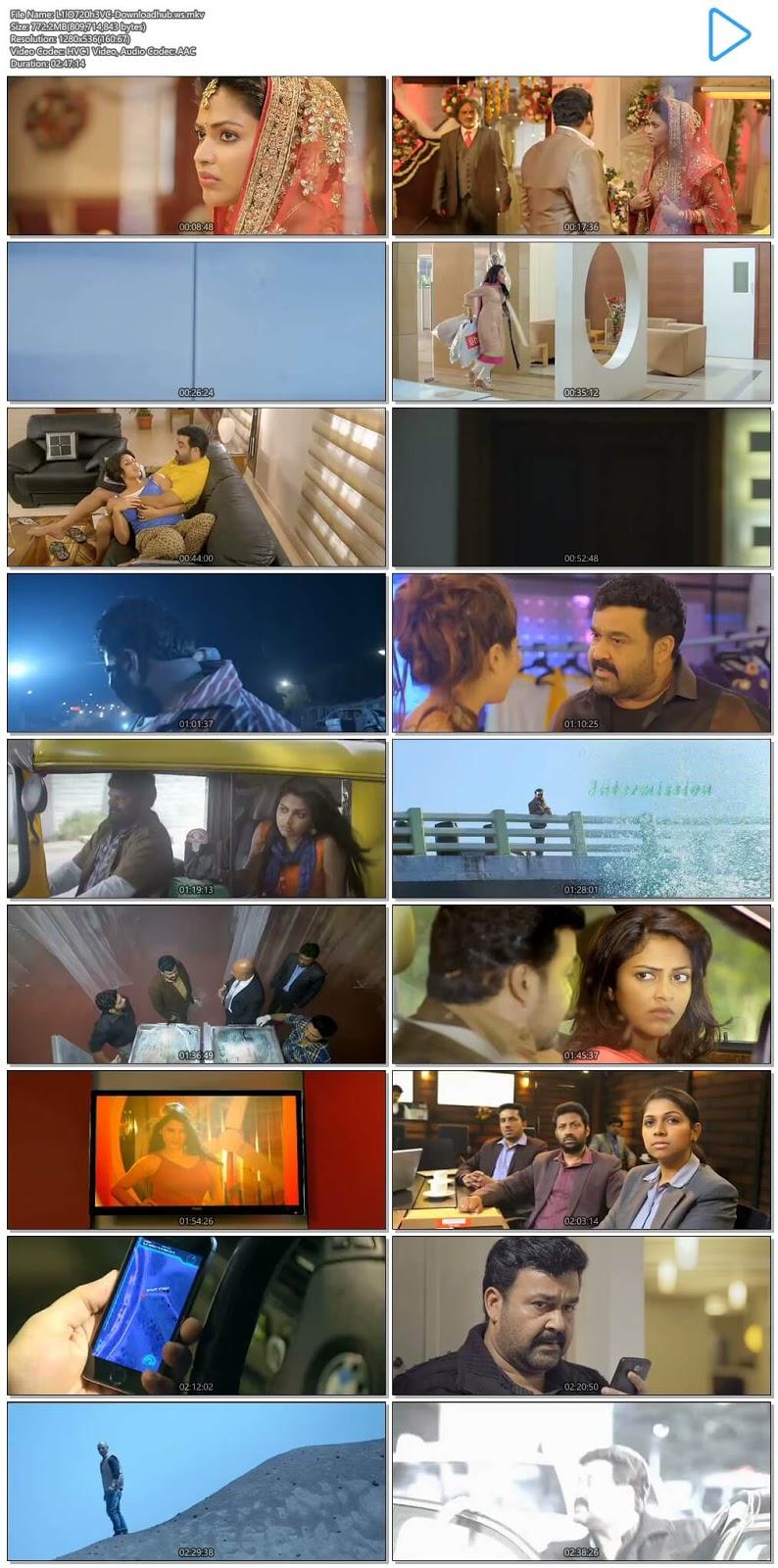 Lailaa O Lailaa 2015 UNCUT Hindi Dual Audio 720p HEVC DVDRip