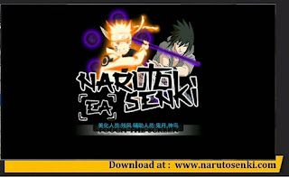 Download Naruto Senki [E∆] Mod Apk by Ezra Alfa