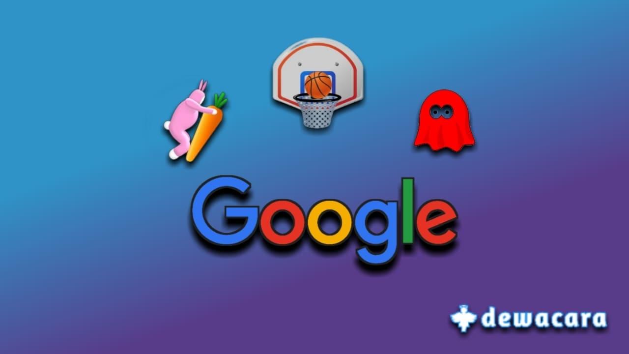 7 Game Doodle Dibalik Google Search Yang Tersembunyi