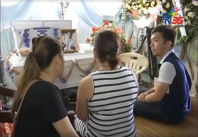 Kenneth Masa Ramos took his own life by drinking poison