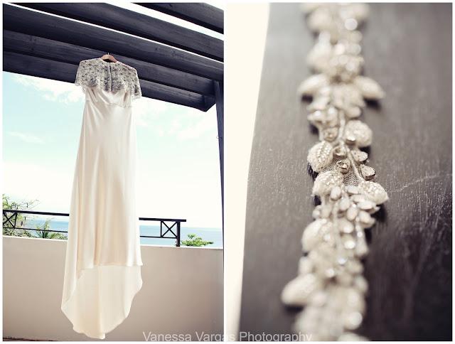 destination wedding bride dress