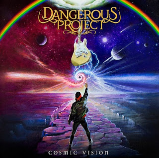 "Ο δίσκος των Dangerous Project ""Cosmic Vision"""