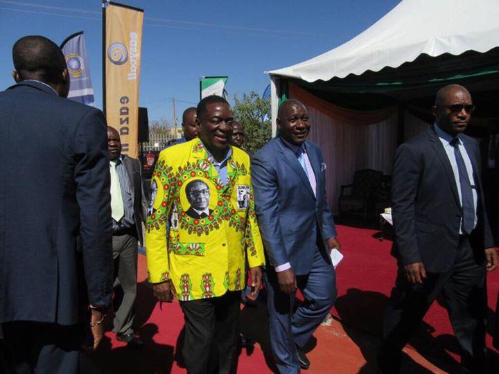 MNANGAGWA TIGHTENS SECURITY newsdzeZimbabweNewsdzeZimbabwe