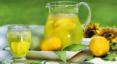 Obat batuk untuk menyusui, Perasaan air jeruk