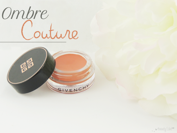 revue avis test givenchy ombre couture corail