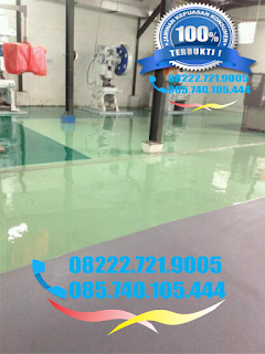 jasa epoxy lantai beton cat epoxy harga pekerjaan epoxy lapangan