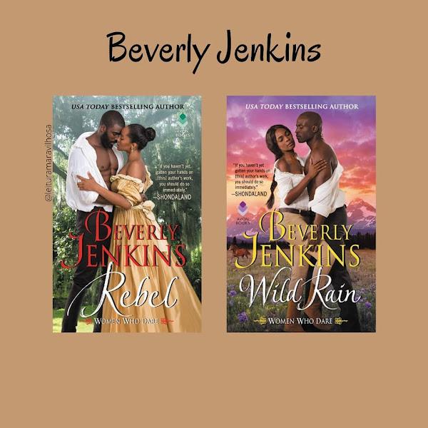 Beverly Jenkins chega ao Brasil pela Editora Arqueiro