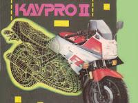 Kaypro II, Komputer Pembuat Sepeda Motor