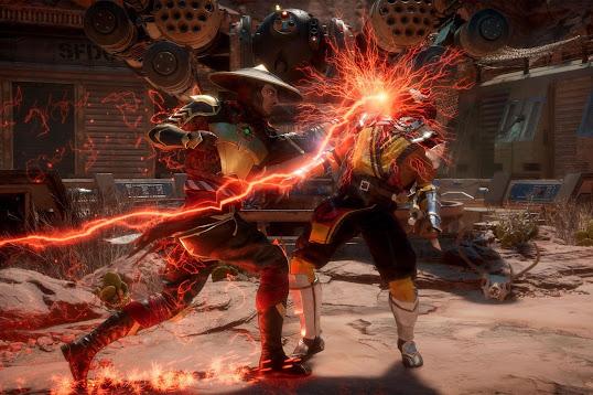 Mortal Kombat 11 game snapshot