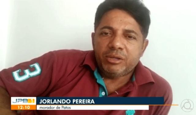 Vídeo: Empresário patoense que concedeu entrevista reclamando de não ter recebido auxílio emergencial diz que cadastro foi para seu pedreiro