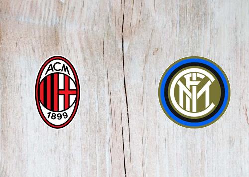 Milan vs Internazionale -Highlights 21 February 2021