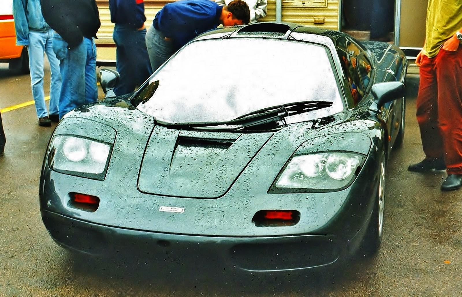 ferraris and other things: mclaren f1 prototype xp4