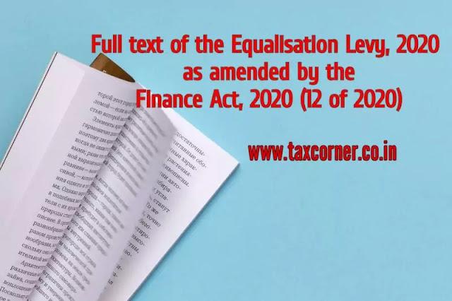 equalisation-levy-2020