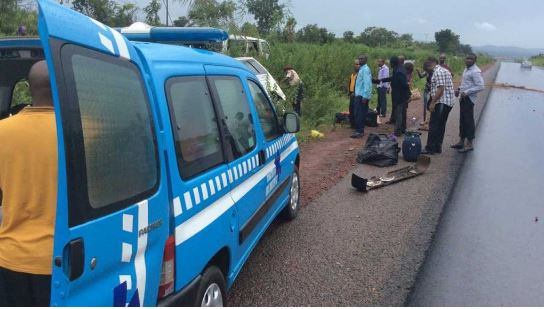 Serious Accident Claims Lives On Lagos-Ibadan Expressway