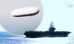 La Armada de los EE.UU. reconoce la existencia de UAPs
