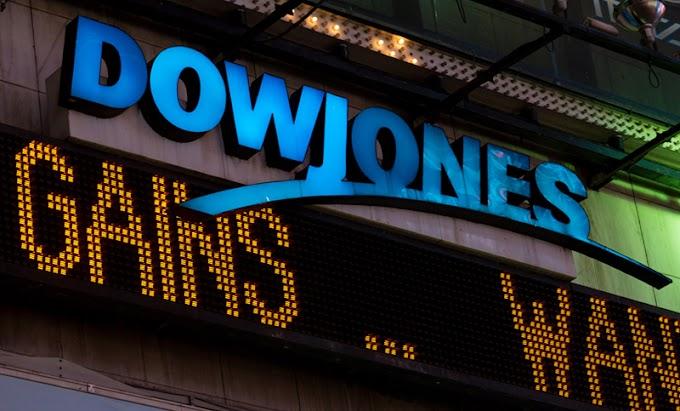 Los ETF vinculados al Dow bajan un día después del anuncio de la revisión