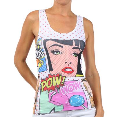 Pop Art Pin Up Clothing | Starlets & Harlots
