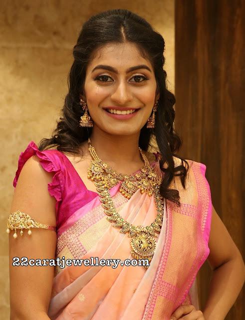 Bhavana at Manepally Jewellers