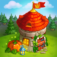 Magic Country: fairy farm and fairytale city Mod Apk