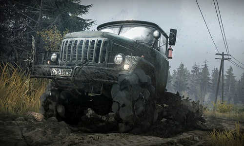 Spintires MudRunner The Ridge Game Free Download