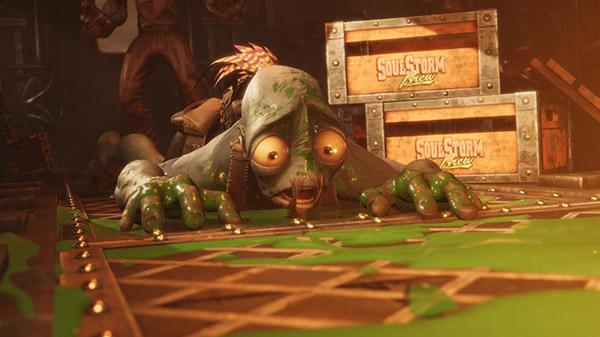 Oddworld: Soulstorm - PC, PS4, PS5