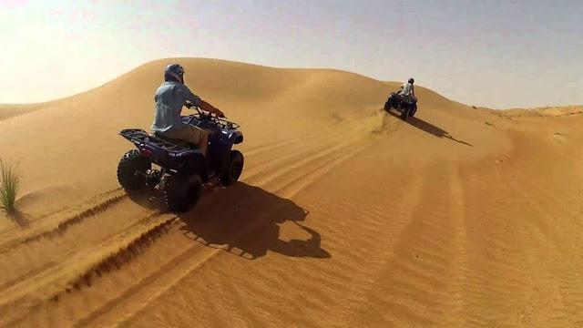 سفاري صحراء جدة