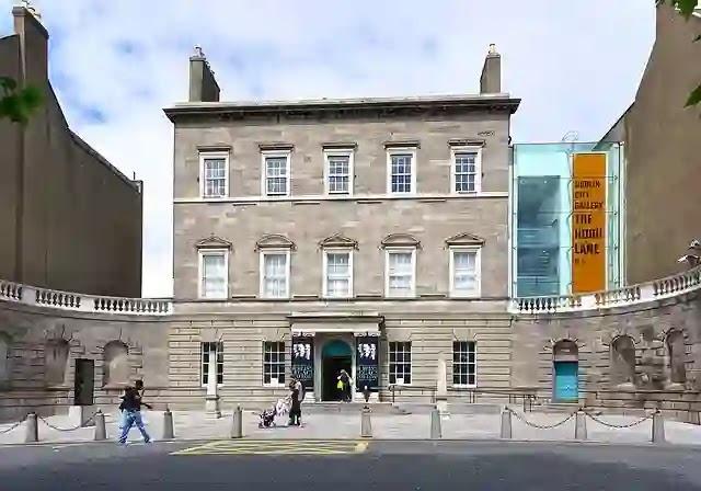 متحف أيرلندا - المتحف الأيرلندي للفن الحديث