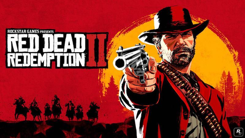 Red dead redemption 2: Completed game, inventory empty
