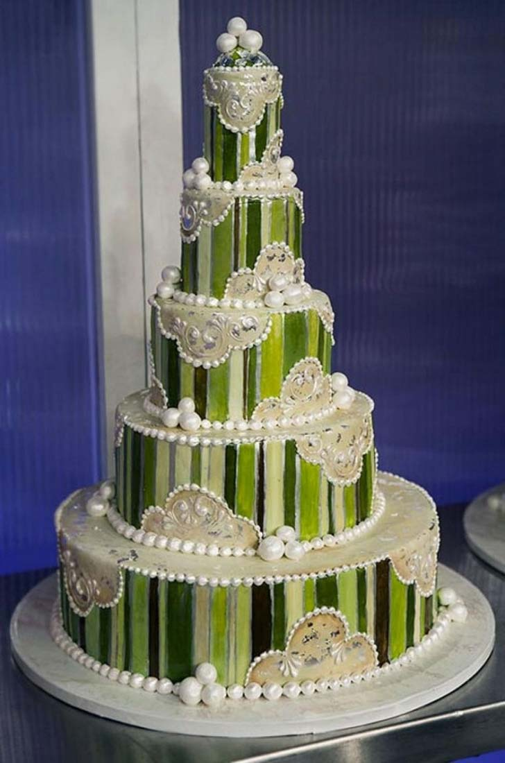 wedding cake costs average cost of a wedding cake cake magazine 8601