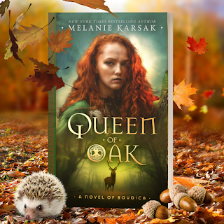 New Release: Queen of Oak: A Novel of Boudica