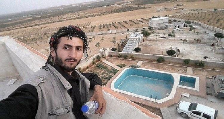 الديلي ميل تنشر لأول مرة صور قصر زعيم داعش بسوريا