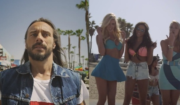 Video: Bob Sinclar - Summer Moonlight