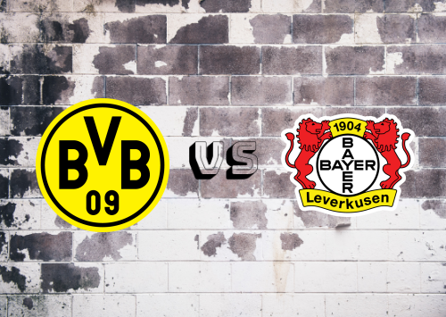 Borussia Dortmund vs Bayer Leverkusen  Resumen y Partido Completo