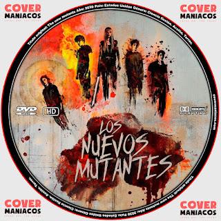 GALLETALOS NUEVOS MUTANTES - THE NEW MUTANTS - 2020