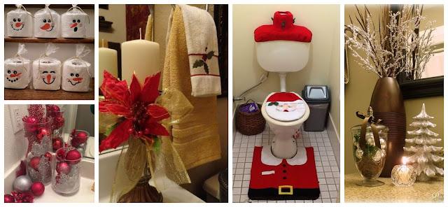 ideas-decorar-baños-navidad