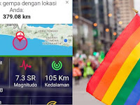 LGBT = Langsung Gempa, Bumi Terguncang!