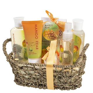 WIN Yourself a Basket of Pampering Yourself Products!