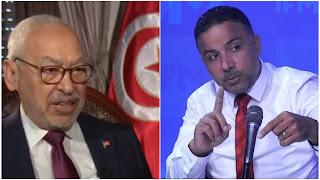 راشد الغنوشي  وسيف الدين مخلوف يتصدّرون المراتب الأولى لشخصيات التي لا يثق فيها التونسيون مطلقا ب77 بالمئة