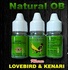 obat menurunkan birahi lovebird