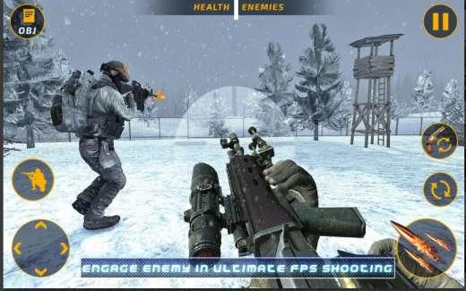 Game FPS Android Ukuran Kecil Counter Terrorist Battleground Apk