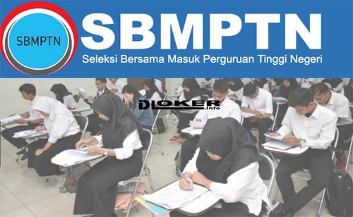 Persyaratan, Jadwal, Cara Pendaftaran dan Daftar PTN SBMPTN Tahun 2019