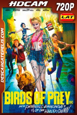 Aves de presa (y la fantabulosa emancipación de Harley Quinn) (2020) 720p HDCam Latino