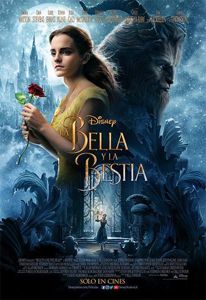 Descargar La Bella y la Bestia (2017) Latino