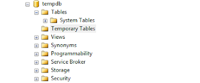 Difference between Temporary Table and Table Variable ~ CodeAndYou