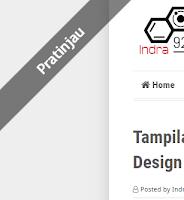Tampilan Baru Blogger dengan Material Design 3 - indra92