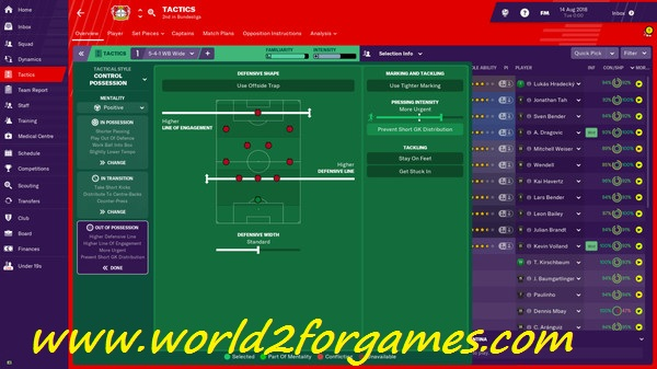 """""""Free Download Football Manager 2019 """"Fitgirl Repack"""